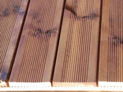 Πατώματα - Deck Έλατου
