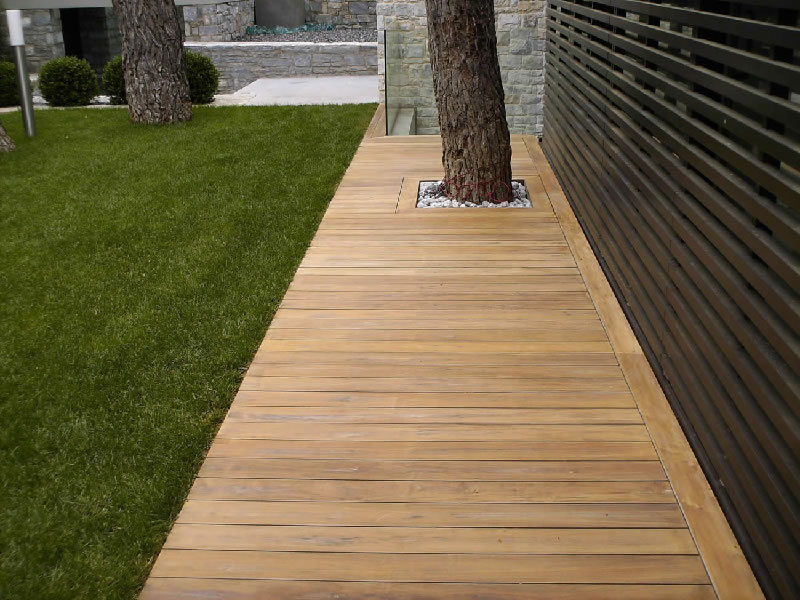 Πάτωμα deck